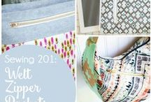 Sewing 201 / I write Sewing 201 blog posts for sewing techniques that I think are great skill builders for someone who already knows some basic sewing. Have an idea for another one? Message me!