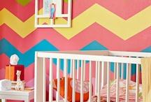 Kids Rooms & Nurseries / #room #kidroom #nursery #habitacionesninos #habitacionbebe #bedroom #kidbedroom