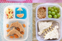 School Lunch and Snacks / Ideas for healthy lunches that they will eat. #kidslunch #snacks #kidfood #school #schoollunch