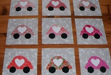 Quilt Blocks / by Mama J