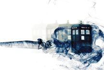 <3 Doctor Who <3 / by Abby Ward