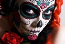 Día de Muertos / #diademuertos #dayofdead #calaveras #calacas #skulls #folklore #traditions