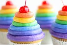 Cupcakes / #cupcakes #baking #frosting #cakes