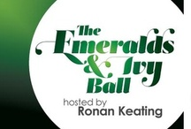 The Emeralds and Ivy Ball  / Solo artist, Boyzone front man and X-Factor judge, Ronan Keating, will join forces with Cancer Council Australia to stage the inaugural Emeralds and Ivy Ball on November 16th, at the prestigious Ivy Ballroom in Sydney.