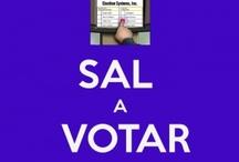 Sal a Votar / Demostremos al mundo que las #mamás #latinas sí tienen #voz política porque queremos #cambiar el mundo para nuestros #hijos. Un #mundo justo, sin acoso, con #derechos y capacidad para elegir.