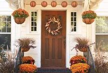 Autumn Ambiance / As the seasons change, the colors around us change, too. Visit this board for all of your fall color inspiration.   / by Sherwin-Williams