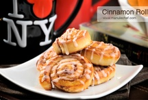 Baking: Muffins, Donuts, Rolls...