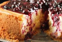 Baking: Cheesecakes