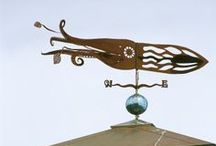 Weathervanes / Which way does the wind blow? / by joie de vivre