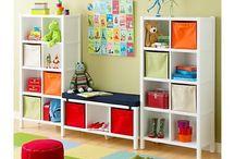Playroom/ Bedroom ideas