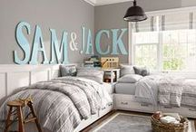 Pottery Barn Kids Paint Collection / We've partnered with Pottery Barn Kids to create seasonal palettes that coordinate with their latest collections. Check out paint color inspiration from Pottery Barn Kids and Sherwin-Williams.