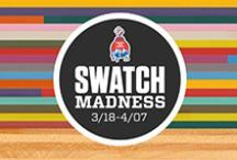 Swatch Madness 2014 / We're pitting our top colors head to head! Make your color picks for the chance to win Sherwin-Williams Gift Cards. https://facebook.sherwin-williams.com/dir/swatch-madness/ / by Sherwin-Williams