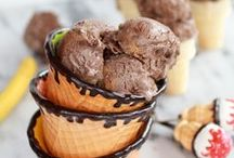 LD's: Frozen Treats & Sweets / Desserts that are frozen. / by Laura Markworth Downing