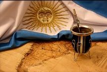 My Birth Country - Mi Pais Querido Argentina / Even though, I was brought to the USA when I was a mere 6 months old and have only traveled back to Rosario, Argentina a hand full of times, I carry the love, spirit, compassion of my people in my veins. / by Marci Heaton