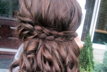 Hair  / cool braids for my hair :) / by Deonna Bishopp