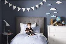 * Chambre Kid * / Idées Déco pour la chambre de mon petit homme ❤