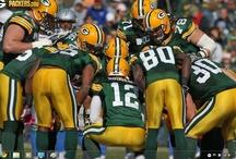 Packers love.  / by Lauren Fernandez