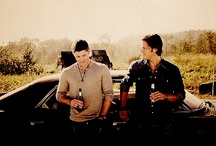 My Boys <3 / Supernatural. The number one best t.v. series EVER. / by Jireh Shonk
