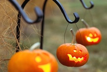 Halloween ideas / by Christine Passwater