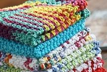 crocheting / by Sandy Davis