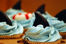 Shark and surf party / by Christine Passwater