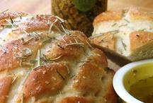 rolling in the 'dough'....breads, rolls, etc / by Sandy Davis