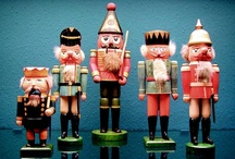 Nutty For Nutcrackers / by Linda Conklin