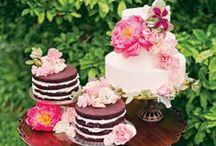 wedding cake inspiration / by Mairead