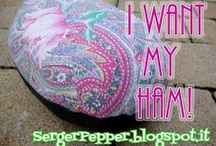 sewing supplies DIY / by MammaNene @ Serger Pepper