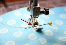 Sewing / by aabee :)