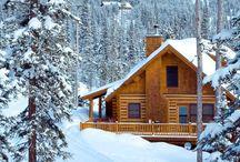 For the Ski cabin