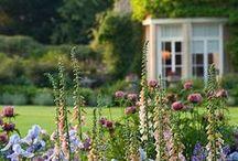 * Au jardin *