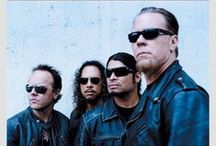 MetallicA / My favorite band. ..ever / by Cristin