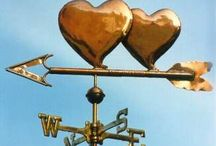 Whimsical Weathervanes / by Linda Conklin