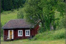 Style Swedish Stuga