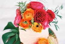 Wedding Cakes / Beautiful Wedding Cake Inspiration