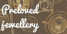 Jewellery / Find all of our favourite jewellery pins, as well as the best Preloved jewellery blogs and adverts