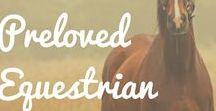Equestrian / Find our top equestrian tips and tricks, plus find answers to your equestrian problems with our top Preloved equestrian blogs and our favourite Preloved equestrian ads!