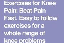 Knee Exercise Videos / A whole range of knee exercise videos to help you strengthen and stretch and beat your knee pain
