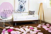 rugs I BABY & KIDS / Avalisa Rugs // Modern Nursery & Kids