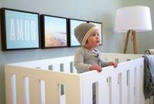 lovely I NURSERY IDEAS / Avalisa + Modern Nursery Ideas // Modern Kids & Design