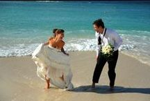Romantic Destination Weddings / Destination weddings are beautiful, romantic, stress-free and affordable! There's no better place to tie the knot than Paradise.