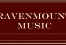 Ravenmount Music  / I'm a music blogger/ independent music journalist (Ravenmount) in Northern Colorado, so it seems appropriate that I have a music pinboard. Here are youtube videos, photos and links highlighting music and artists I like. / by Jamie Barringer