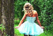 High School Dances / Dresses & Hairstyles to wear to HS Dances / by Cindy Meadows-Lannan