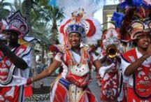 History and Culture / Find out just what it means to be Bahamian! Join the festivities during a weekly fish fry or the semiannual Junkanoo celebrations, where costumed paraders shimmy down the street in elaborate and colorful costumes.