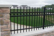 Residential Fences  / Check out our selection of residential fences for sale on our website www.fencecenter.com