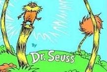 Dr. Seuss / by Jenny Mueller
