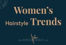 Women's Hairstyle Trends