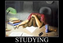 Study Tips / by Cindy Meadows-Lannan
