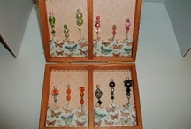 Crafts - Stick Pins and Holders